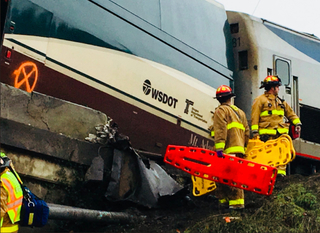 Fatalities reported in Amtrak train derailment