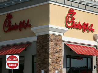 Chick-fil-A opens Sunday to feed those stranded