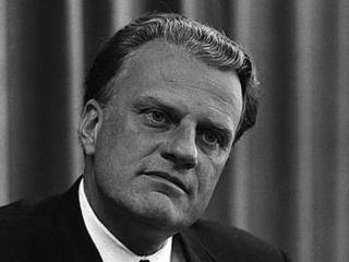 PHOTOS: Billy Graham dies at 99
