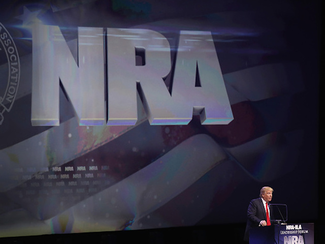 Delta, United pull back from NRA