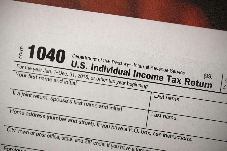 Irs Shrinks The 1040 Tax Form Wcpo Cincinnati Oh