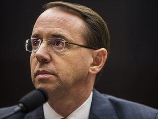Rosenstein and Trump to meet later this week