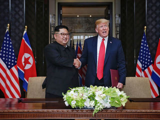 Poll: Americans satisfied with Trump-Kim summit