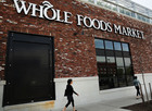 Amazon Prime discounts at Whole Foods start Wed.