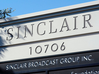Sinclair's purchase of Tribune may be in trouble