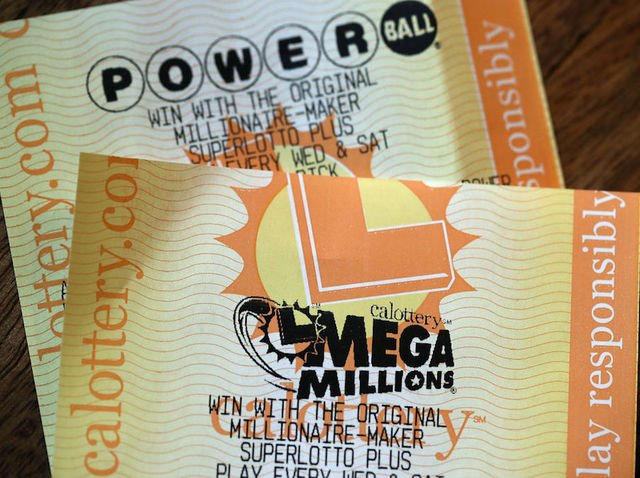 Mega Millions draws numbers for record jackpot