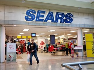 How safe are Sears warranties and gift cards?