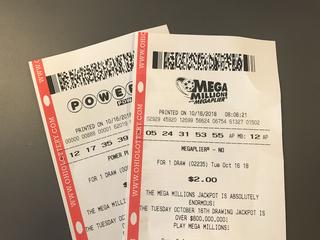 Feeling lucky? Mega Millions jackpot up to $868M